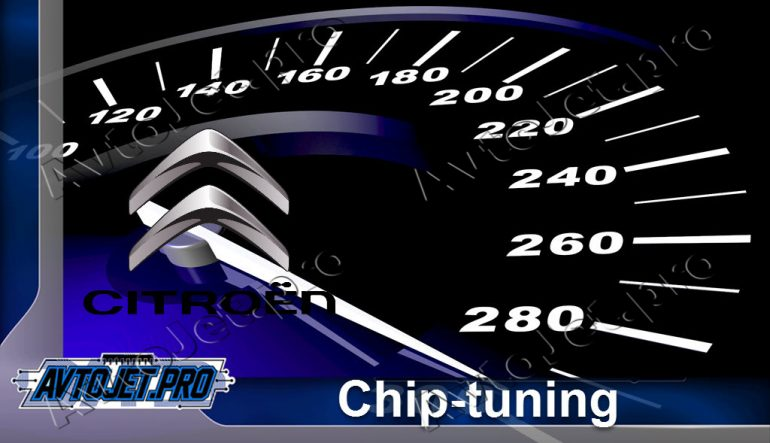 Chip-Tuning Citroen