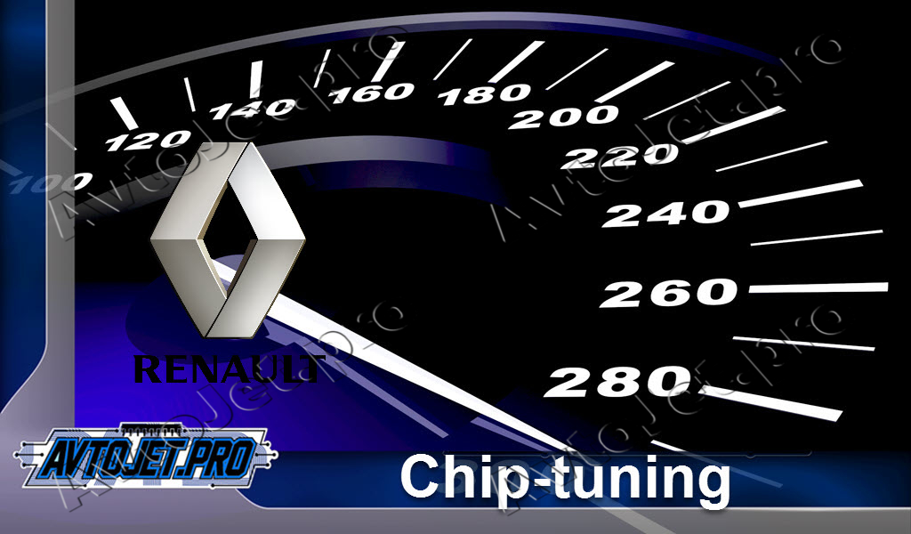 Chip-Tuning Renault