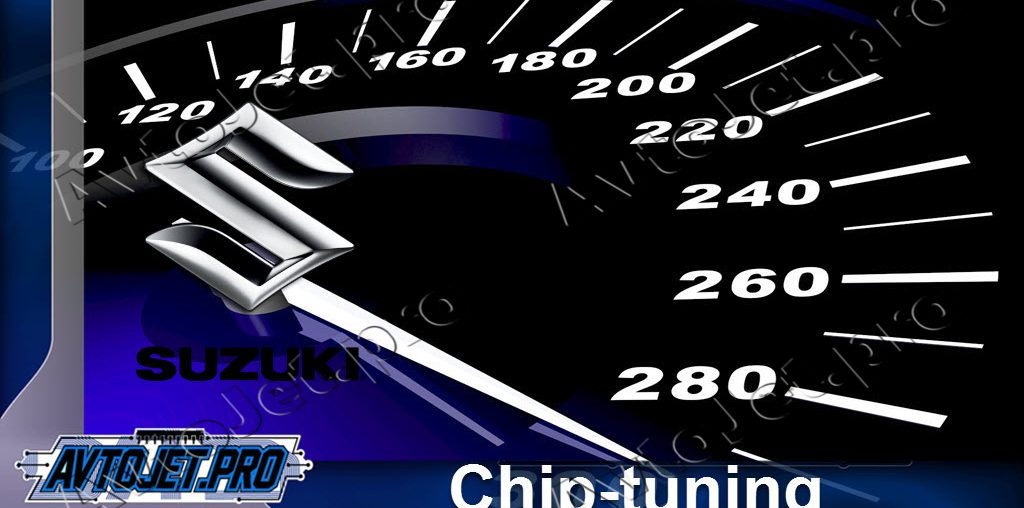 Chip-Tuning Suzuki
