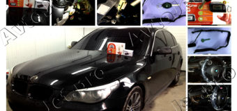Автозапуск на автомобиль BMW-5 E60