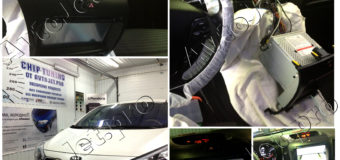Диагностика и ремонт камеры заднего вида на автомобиле Kia Cerato