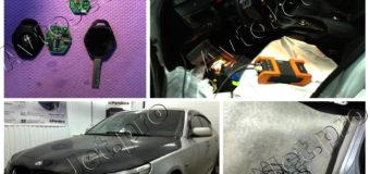 «Реанимирование» и восстановление работоспособности автомобиля BMW-5 E60.