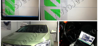 Chip-Tuning автомобиля Opel Astra J