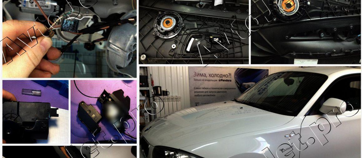 Компьютерная диагностика автомобиля BMW 1 серии.
