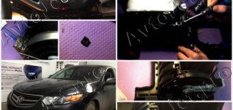 Ремонт автомобиля Honda Accord