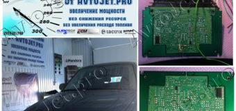 Chip-Tuning автомобиля Lada Priora