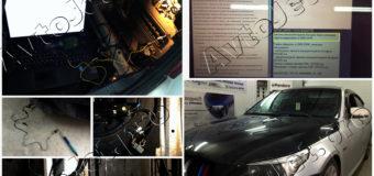 Компьютерная диагностика автомобиля BMW-5 E60
