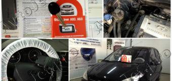 Установка автосигнализации StarLine A93-ECO на автомобиль Hyundai Getz
