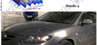 Chip-Tuning автомобиля Mazda-3