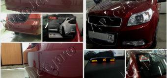 Установка парковочных радаров на автомобиль Ravon Nexia R3