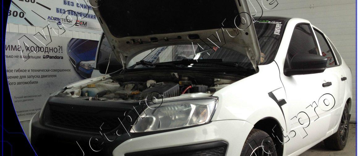 Chip-tuning автомобиля Lada Granta