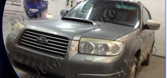 Chip-tuning автомобиля Subaru Forester