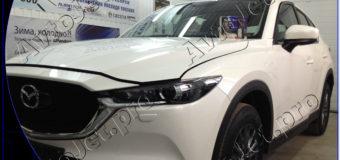 Установка автосигнализации Pandora DX-50b на автомобиль Mazda CX-5