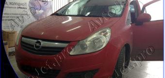 Chip-tuning автомобиля Opel Corsa