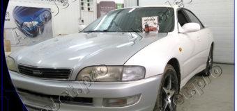 Установка автосигнализации Pandora DXL 3910 Pro на автомобиль Toyota Corona Exiv