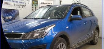 Chip-tuning автомобиля Kia Rio X-Line
