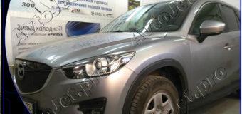 Chip-tuning автомобиля Mazda CX-5