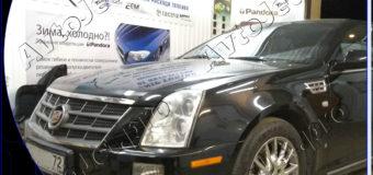 Ремонт защелки рулевой колонки на автомобиле Cadillac STS