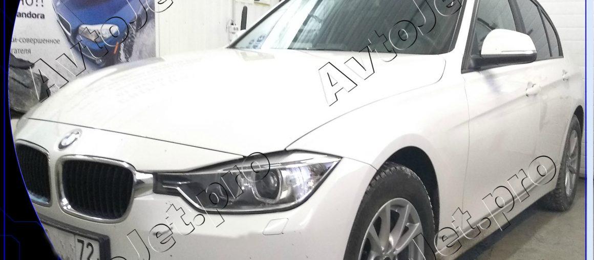 Chip-tuning автомобиля BMW-3 (F30)