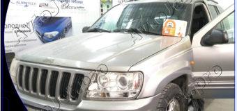 Установка автосигнализации StarLine A93-ECO на автомобиль Jeep Grand Cherokee