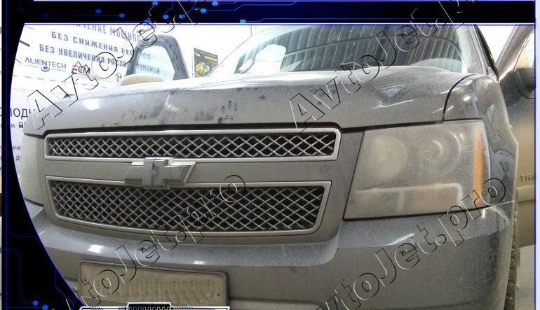 Chip-tuning автомобиля Chevrolet Tahoe