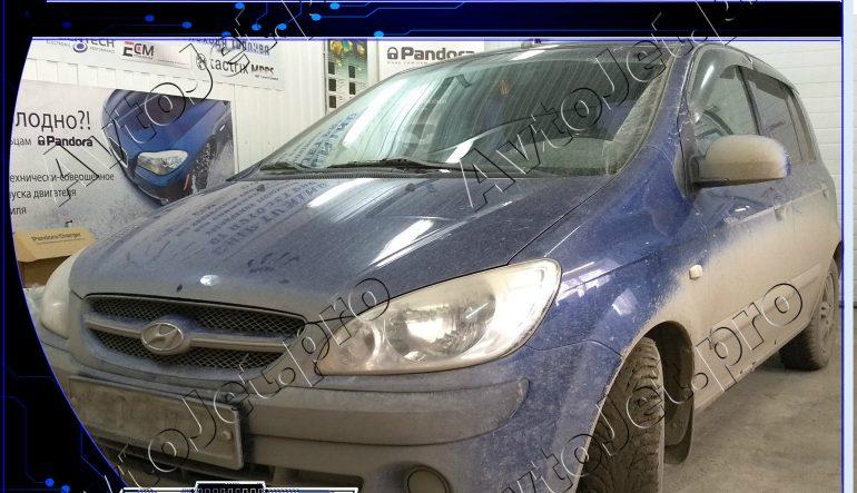 Chip-tuning автомобиля Hyundai Getz