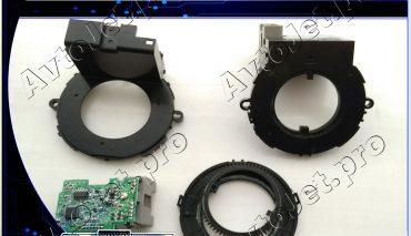 Программирование датчика угла поворота на автомобиле Lexus RX-350