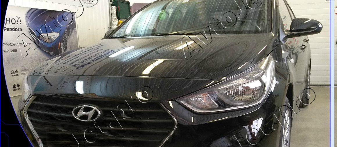 Chip-tuning автомобиля Hyundai Solaris
