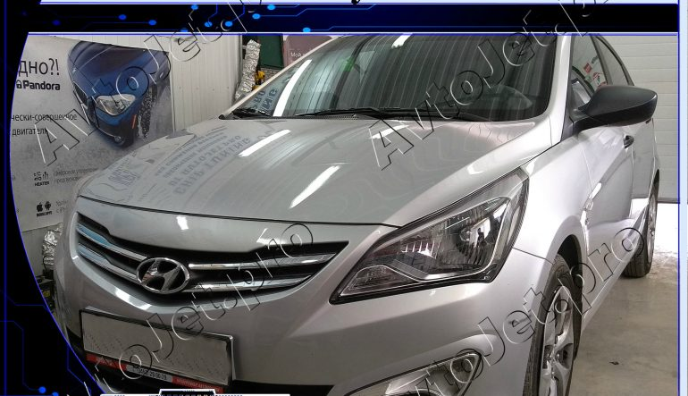 Chip-tuning на автомобиль Hyundai Solaris