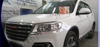 Установка автосигнализации StarLine A93-ECO на автомобиль Haval H6