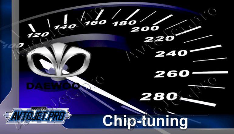Chip-Tuning Daewoo