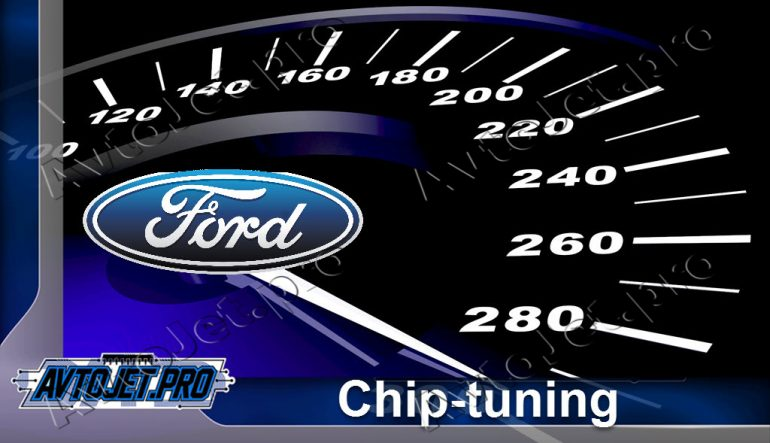 Chip-Tuning Ford