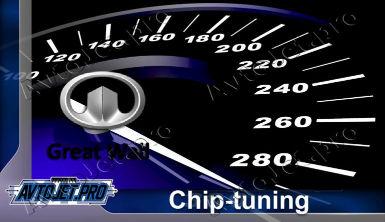 Chip-Tuning Great Wall
