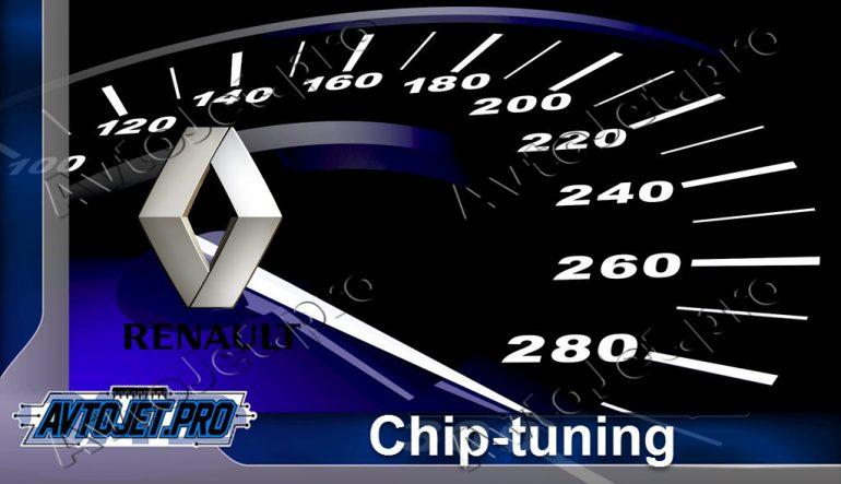 Chip-Tuning Renault