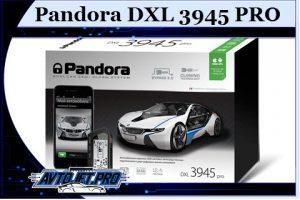 Pandora DXL 3945 PRO_1
