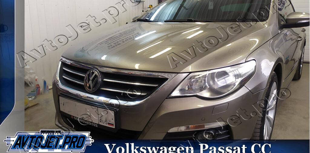 Chip-tuning автомобиля Volkswagen Passat СС
